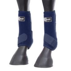 Splint Boot para Cavalo de Neoprene Azul Marinho Smart Choice 28128