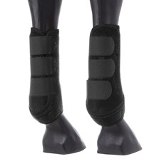 Splint Boot para Cavalo de Neoprene Preto Smart Choice 28125