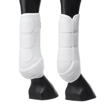 Splint Boot para Cavalo de Neoprene Smart Choice Branco 28123