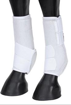 Splint Boot para Cavalo Rodeo West Branco 21250