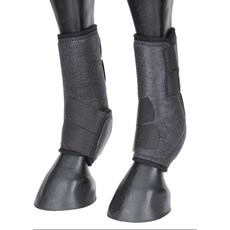 Splint Boot para Cavalo Rodeo West Preto 21267