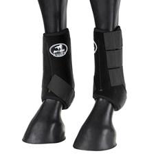 Splint Boot Preto Boots Horse para Cavalo 25752