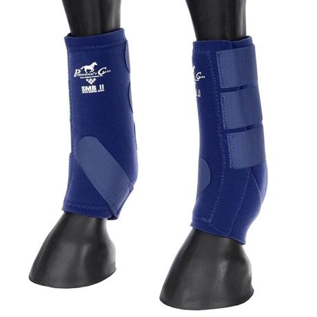 Splint Boot Professional's Choice SMB II Importado Azul Marinho 16175