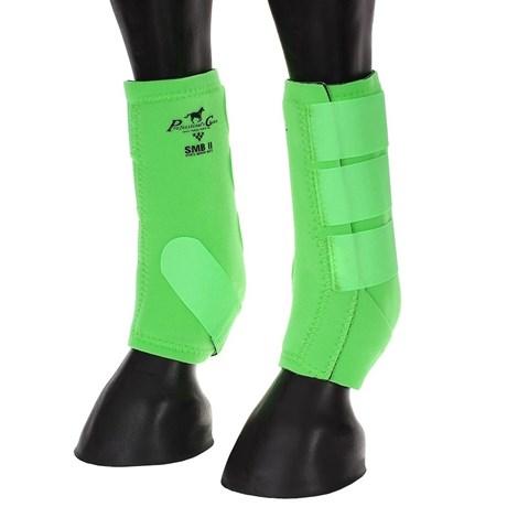 Splint Boot Professional's Choice SMB II Importado Verde Lima 16170